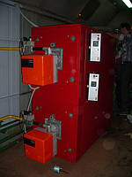 Транспортабельная газовая котельная Колви КМ-2-400-Т-Гн-Колви 340 Д (396 кВт. )