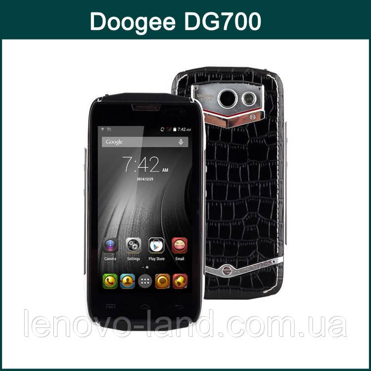 "Смартфон DOOGEE DG700 2sim, 3G, экран 4,5"" IPS 1280x720, 1/8Гб, 8Мп, 4000 мАч, фото 1"