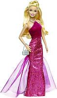 Кукла Барби в Вечернем платье Модный бал / Barbie Pink & Fabulous Doll