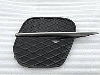 Решетка переднего бампера BMW X5 E70 рестайл, фото 1