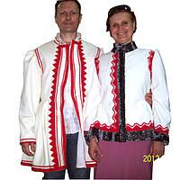 Костюмы национальные с вышивкой