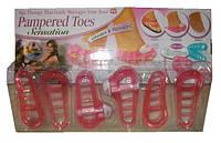 Массажер для пальцев ног Pampered Toes (Пэмперд Тус)