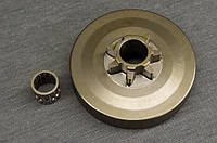 Корзина цельная + подшипник с шагом 0,325 для бензопил серии 4500-5200