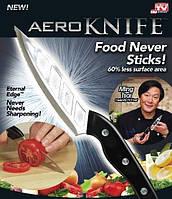 Аэродинамический нож Aero knife, кухонный нож для нарезки Аэро найф