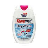 Зубная паста Theramed OxyWhite 2in1 0.75 мл