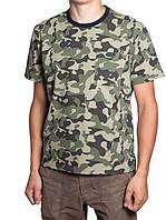 Мужская футболка камуфляжная