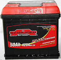 Аккумулятор Sznajder Plus 50Ah 420A