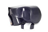 Защитный футляр - чехол для фотоаппаратов CANON PowerShot SX50 HS - черный