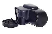 Защитный футляр - чехол для фотоаппаратов CANON PowerShot SX60 HS - черный