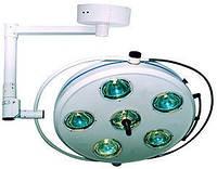 Світильник операційний L2000 6-II шестирефлекторный стельовий