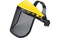 Защитная маска для лица с сеткой