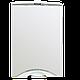 Зеркало в ванную З-55 ВР Николь 55 см , фото 3