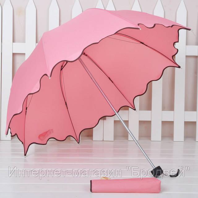 История появления зонта