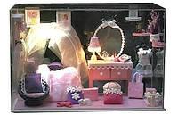 Мебель для кукол - сделай сам, свет, звук
