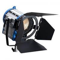 Галогенная лампа SP-1000 с линзой Френеля и регулировкой Powerlux