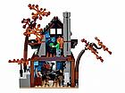 Конструктор Bela 10427 аналог ( LEGO Ninjago 70751) Лего Ниндзяго Храм Аэроджитцу, фото 6
