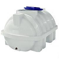 Пластиковый бак Euro Plast горизонтальный 750 литров RG 750 Р/ребро
