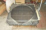 Радиатор системы охлаждения FAW 1051 с дифузором, фото 2