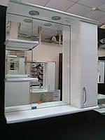 Зеркало в ванную комнату Стандарт З-02 Николь 80 см