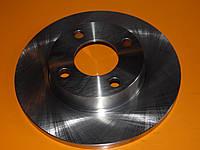 Тормозной диск передний полный Ferodo DDF048 Audi 100, 90, 80