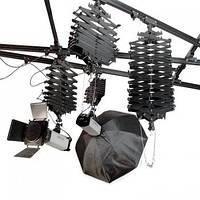 Система потолочной подвески светильников Powerlux
