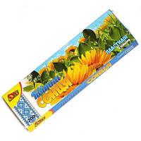 """Пластилин Olli """"Квітка сонця"""" Ol-018-8 8 цветов 200 г (420222)"""