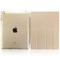 Чехол Smart Case для iPad 2/3/4 Polyurethane Gold