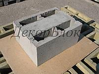 Блок бетонный 400х200х300  Т. стеновой, фото 1