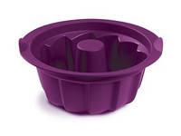 Силиконовая форма «Чудо» (500мл) фиолетовом цвете,Tupperware