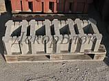 Блок бетонный 400х200х270  столбовой, фото 3