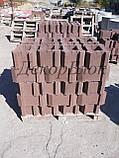 Блок бетонный 400х200х270  столбовой, фото 4