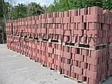 Блок бетонный 400х200х270  столбовой, фото 6