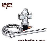 """Сбросной клапан тепловой безопасности CALEFFI ¾""""x10 бар для котлов на твердом топливе 543513"""