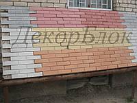 """Фасадные облицовочные панели """"Кирпичная кладка"""""""