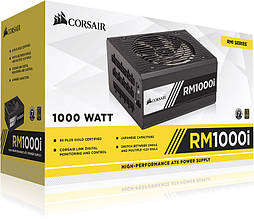 Блок питания Corsair RM1000i (CP-9020084)