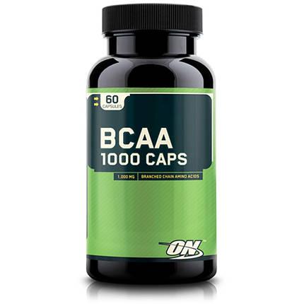 Optimum Nutrition BCAA 1000, фото 2