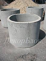 Кольцо бетонное КС 10.9 диаметр 1м