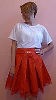 Нарядная юбка детская для девочки