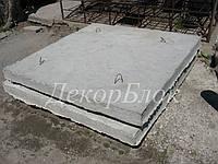 Днище бетонное для колодца ПН 15