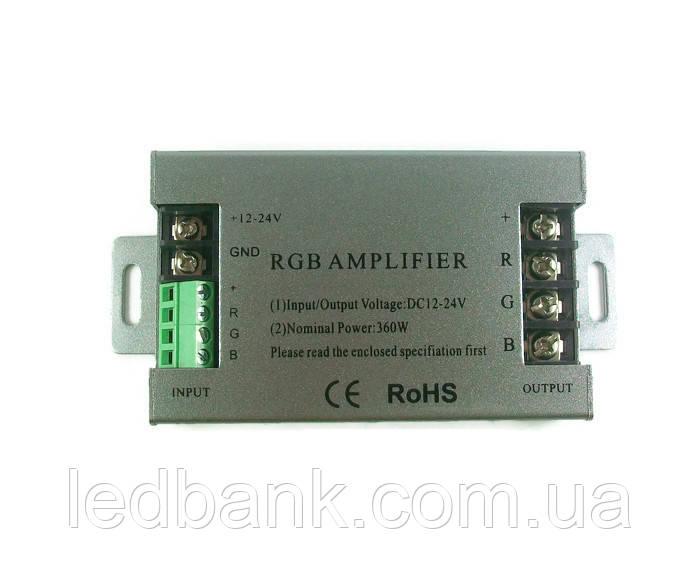 Усилитель RGB 30A AMP