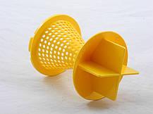 Пластиковый конусный фильтр сетка-циклон для пылесоса LG (4814FI2003A), фото 2