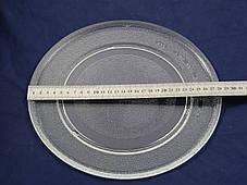 Тарелка СВЧ печи LG (гладкая) D=284 мм. (MJS62593401), фото 3