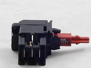 Кнопка сетевая для стиральной машины Zanussi (1245404006), фото 2
