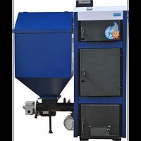 Твердопаливний котел Корді АОТВ 50 А з автоматичною подачею палива, фото 1