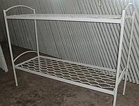 """Металлическая двухъярусная кровать  """"Эконом"""""""