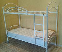 """Кровати металлические двухъярусные """"Сенс"""""""