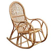 """Плетеное кресло-качалка """"KK-1"""""""