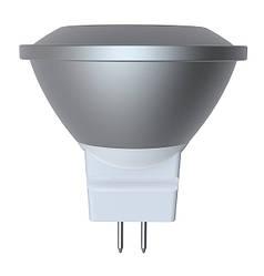 LED лампа Electrum MR11 LR-1 2W 12V GU4 2700K алюминиевый корпус -