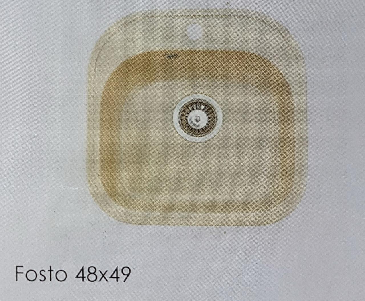 Мойка для кухни Fosto 48*49