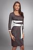 Платье женское мод №332-1, размеры 46